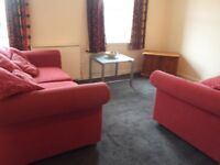 Fully furnished 2 bed flat in Belmont Road