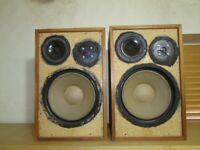 WHARFEDALE SPEAKERS KIT5 - 12 INCH DRIVERS