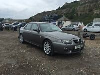 MG ZT 180 SPORTS AUTO, new cam belt, family owned, xenon head lights, rain sense, top spec.