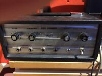 VINTAGE MELLOS ECHO CHAMBER + TAPE GOOD WORKING ORDER