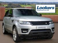 Land Rover Range Rover Sport SDV6 HSE DYNAMIC (silver) 2013-11-26