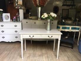 Light Grey Dresser/Desk