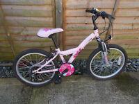 Girls Apollo Kinx bike