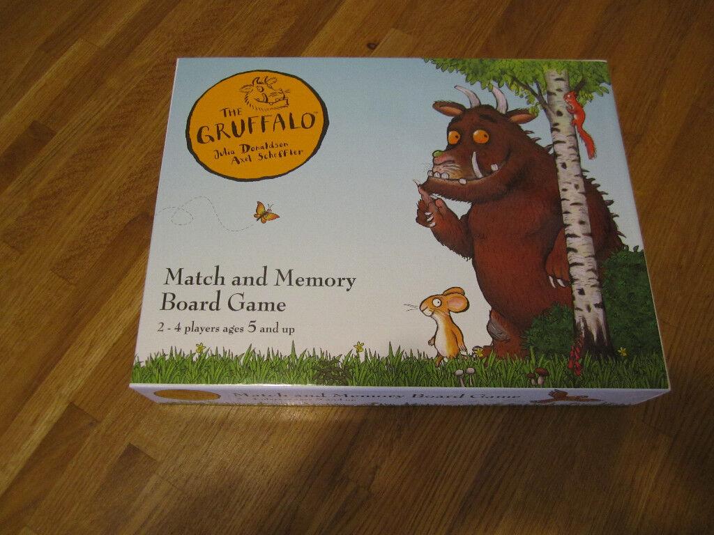 The Gruffalo Board Game | in Edinburgh City Centre, Edinburgh | Gumtree
