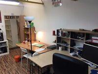 CO-OP Workspace Peckham - Bellenden Rd - Desk For Rent