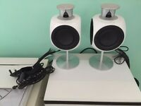 Bang & olufsen beolab 3 speakers & stands