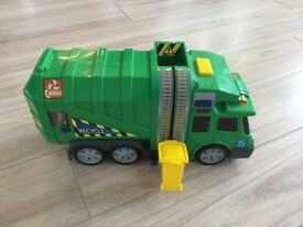 Electronic Toy Recycling/Garbage Truck