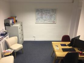 Office for Rent - Available Now - Furnished