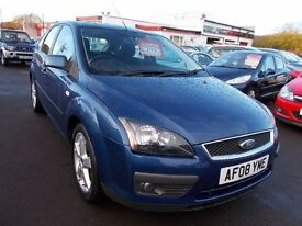 *FORD FOCUS ZETEC CLIMATE 1.8*2008*IMMACULATE*6 STAMPS*FULL YEARS MOT*GREAT VALUE ONLY £2995*