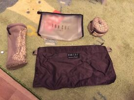 Vanchi Designer Changing Bag with accessories