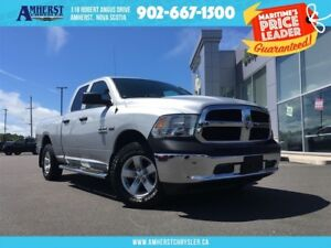 2015 Ram 1500 ST HEMI 4X4 1 OWNER, LOCAL TRADE