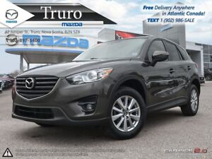 2016 Mazda CX-5 GS! AWD! ONE OWNER! UNLIMITED KM WARRANTY! GS! A