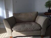 1/2 seater sofa