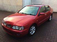 £375 ** Nissan Primera 2.0 16v SE 4dr ** £375