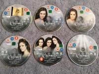 Charmed complete season 8 DVDs