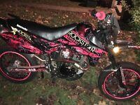 2016 Adrenaline 125cc