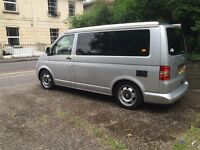 VW T5 California 2.5TDI 2004/54 LHD Campervan