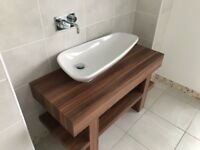 Sink and base unit