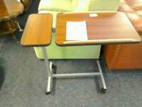 Overbed table #30681 £20