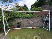 Forza Clip lock Garden Goals 12 x 6 ft