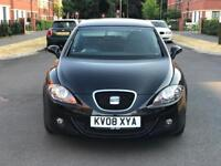 AUTOMATIC DIESEL SEAT LEON STYLANCE A 5 DOOR HATCHBACK 1.9