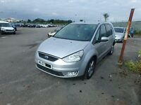 2008 ford Galaxy parts breaking