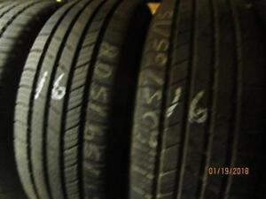 205/65R15 1 ONLY USED MICHELIN ALL SEASON TIRES