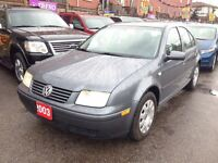 2003 Volkswagen Jetta GLS Very Clean ALL Power Opts Heated Seats