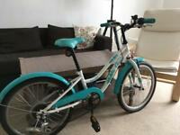 Girls Apollo Oceana bike