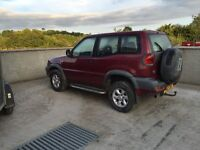 Nissan Terrano 4x4 (not bmw, landrover, defender, farm vehicle)