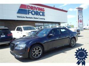 2016 Chrysler 300 S AWD All Wheel Drive - 39,222 KMs, 3.6L V6