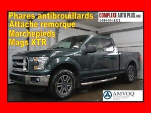 2015 Ford F-150 XLT 4x4 ECOBOOST Supercab *Mags XTR, Fogs,Marche