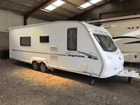 2007 Ace Supreme Superstar with twin fixed single beds