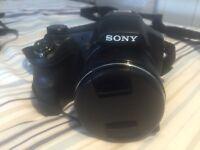 Sony Cybershot digital camera DSC-HX200V with Accessories