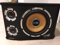 Vibe black air Vented V12 Subwoofer v1 - 1600 watt