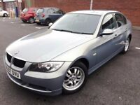 2007 BMW 3 SERIES 2.0 320d ES 4dr,Saloon/,2 Owner/Mot 05/06/2018/Full service history/ Hpi Clear/