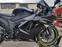 2009 Kawasaki ninja zx6r (LOTS OF EXTRAS)
