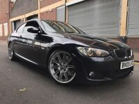 BMW 3 Series 2009 3.0 330d M Sport 2 door AUTOMATIC, COUPE, 1 OWNER, FSH, 6 MONTH WARRANTY
