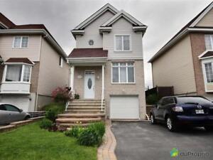 399 000$ - Maison 2 étages à vendre à Fabreville