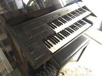 Yamaha Electone EL-40 electric organ