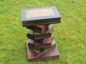 8 Tier Wooden Book Stand
