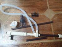 fish tank gravel cleaner/water pump