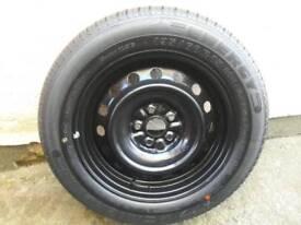"15"" spare wheel"