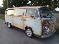 VW Campervan 1969 early bay westfalia bus, MOT's, tax exempt, ready to go!!!