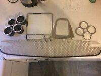 MX5 Parts - Grill - Vents - Interior
