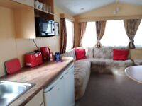 HOLIDAY STATIC CARAVAN FOR RENT