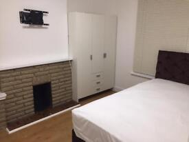 New refurbished double room to rent with TV/Wifi in room