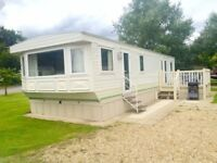 Static caravan holiday home Tattershall Lakes Lincolnshire not Skegness Butlins Haven