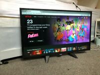 Philips HD Ready 32 Inch TV with remote 32PHH4101 great condition Freeview