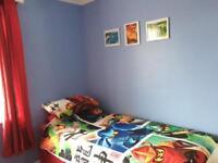Ninjago bed set